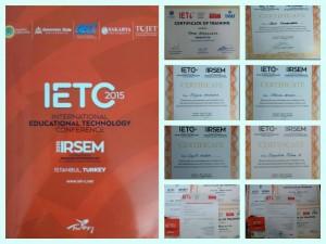 IETC-2015 CONSTRUKTIVE LEARNING